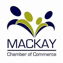 Mackay Chamber of Commerce Logo Custom